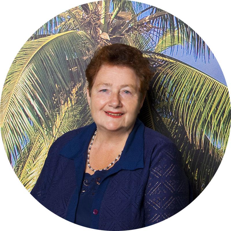 Monika Schneider - Reinigungsfachkraft