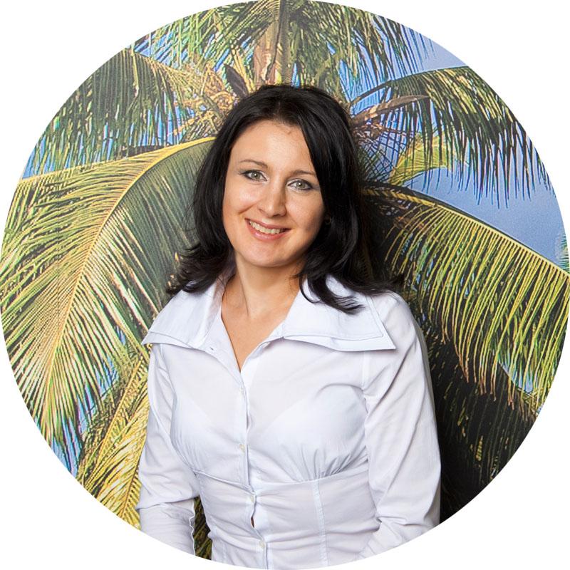 Nadja Gräßler - Geschäftsführerin