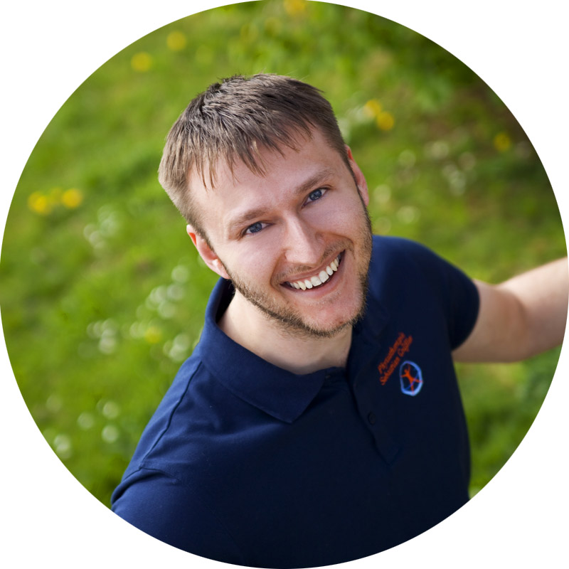 Sebastian Gräßler - CEO - Physiotherapeut