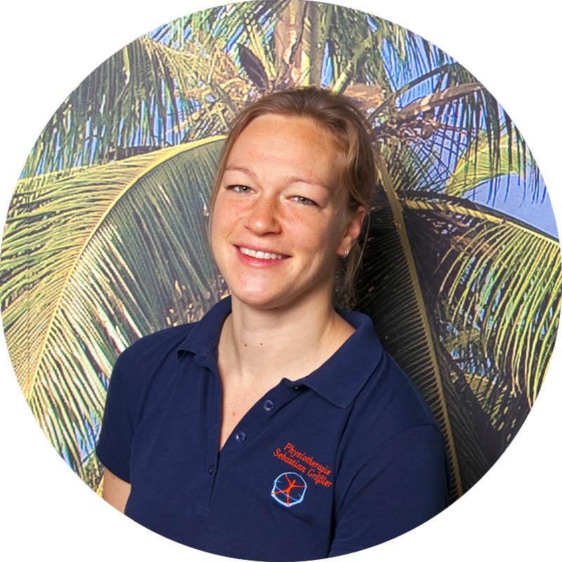 Barbara Wehrfritz - Dipl. Sportwiss. & Leitung med. Kurszentrum
